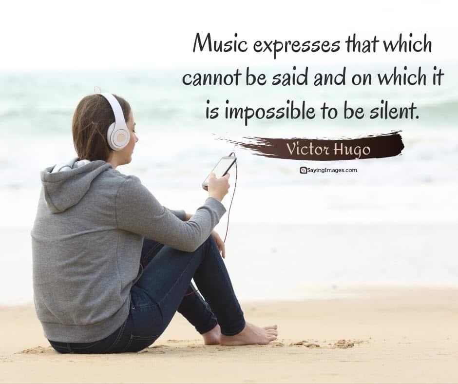 music silent quotes