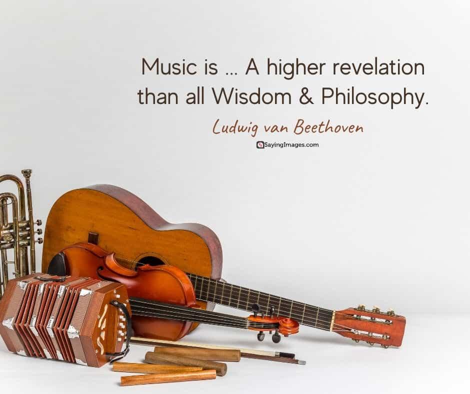 music wisdom quotes