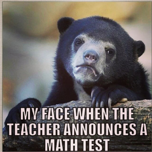 Image result for funny math memes
