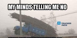 truck driver meme