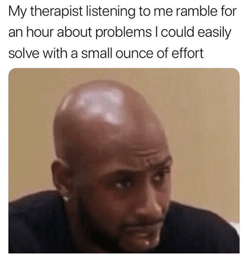 18 Therapist Memes That Can't Hurt You | SayingImages.com