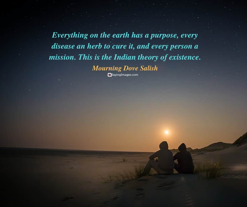 native american purpose quotes