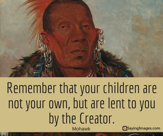 Indian Quotes Beauteous 48 Native American Quotes Sayings And Wisdom SayingImages