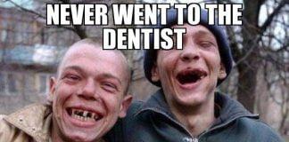 dentist meme