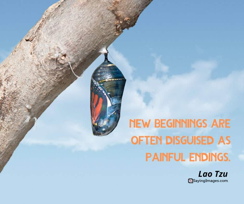 new beginning endings quotes
