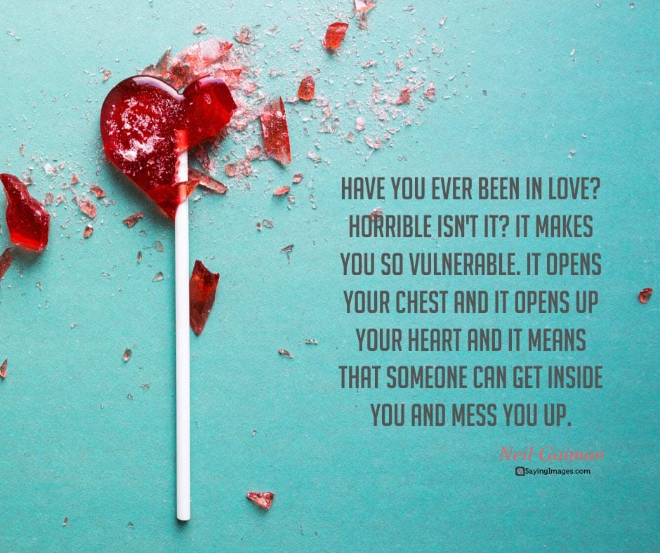 new love vulnerable quotes