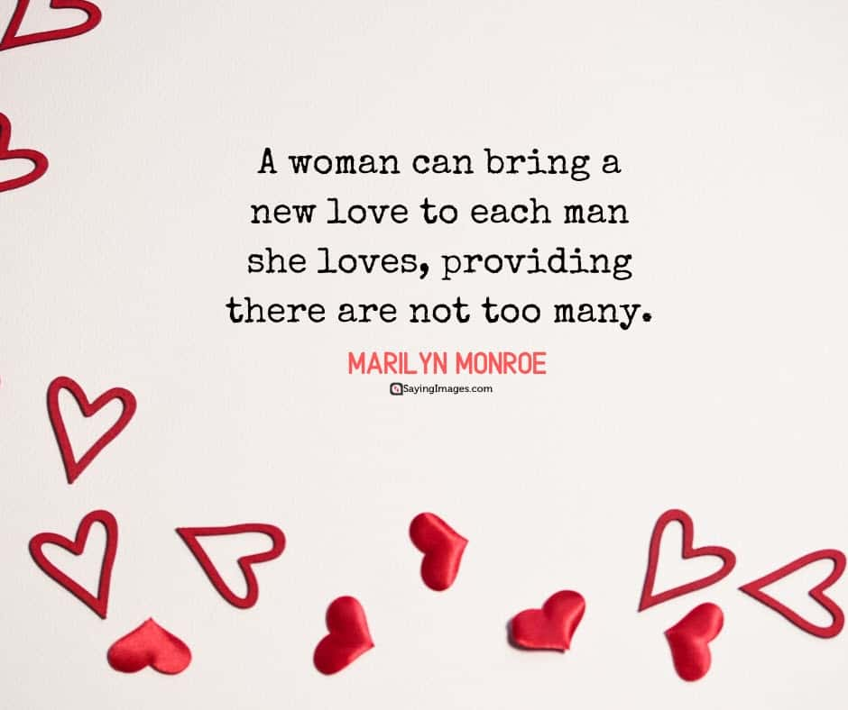 new love woman quotes