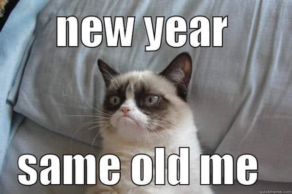 new year same meme
