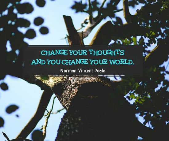 norman vincent peale motivational quotes