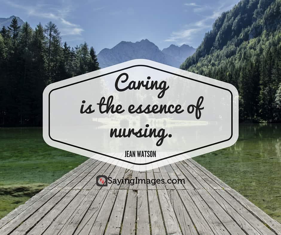 nurse caring quotes