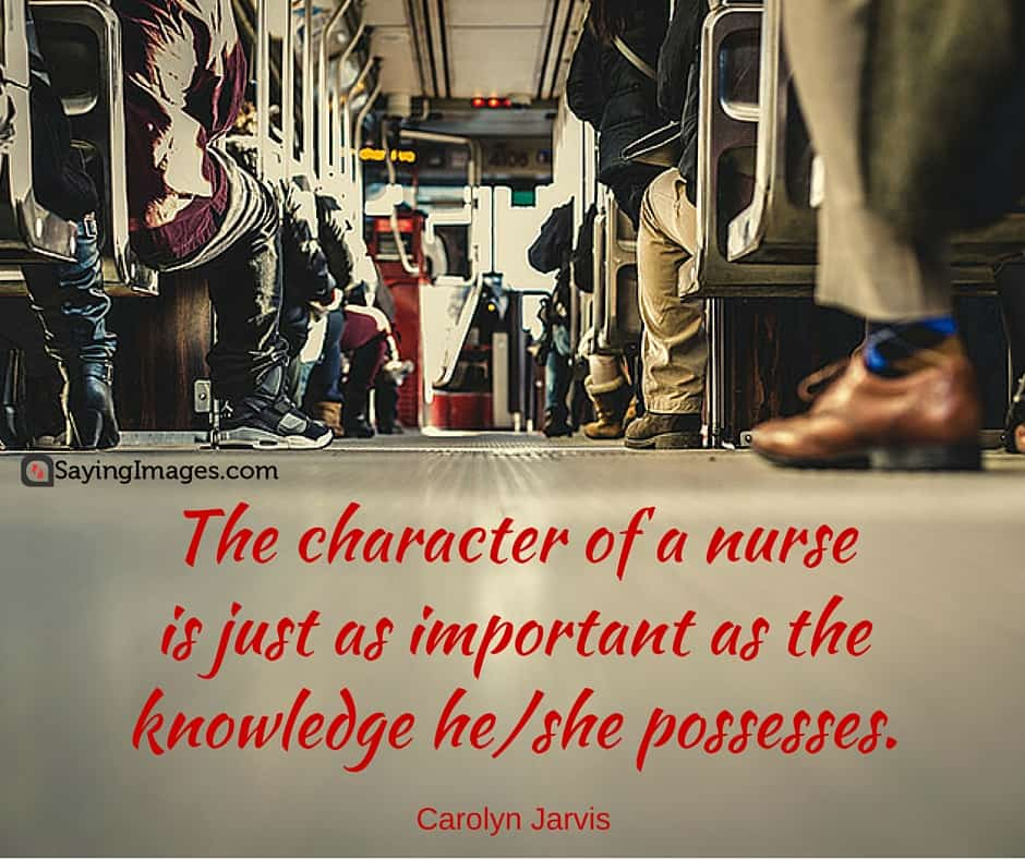 40 Inspirational And Compassionate Nurse Quotes Sayingimages