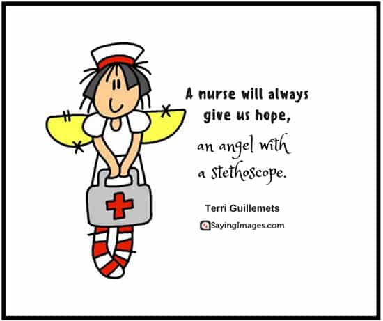 Nurses Week Funny Quotes: 40 Inspirational And Compassionate Nurse Quotes