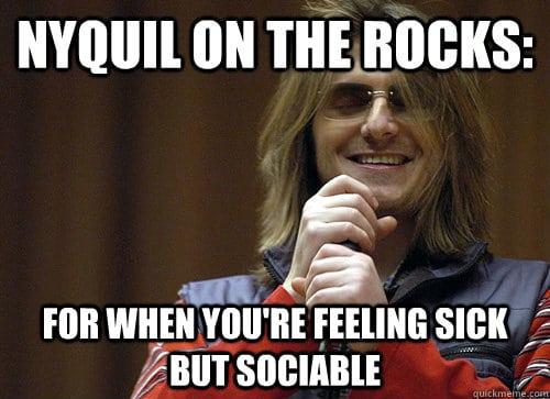 20 Hilarious Memes About Being Sick | SayingImages.com