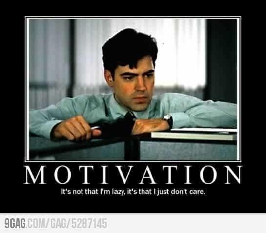 office space motivation meme