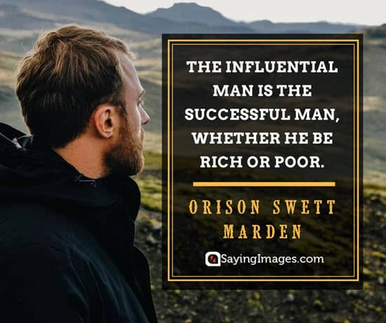 orson sweet marden influence quotes