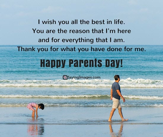 parents day greeting