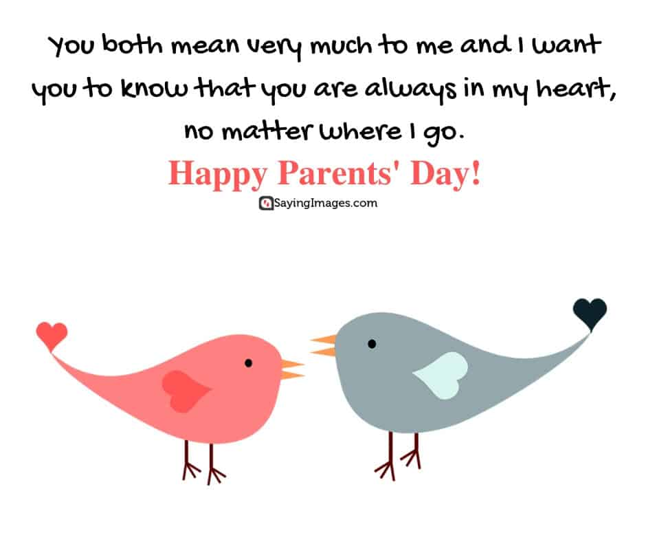 parents day heart quotes