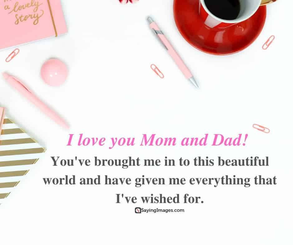 parents day wish quotes