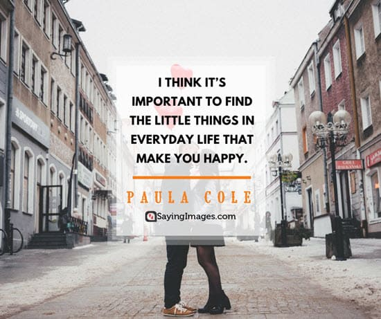 paula cole little things quotes