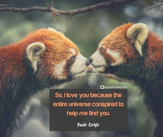 paulo coehlo romantic quotes