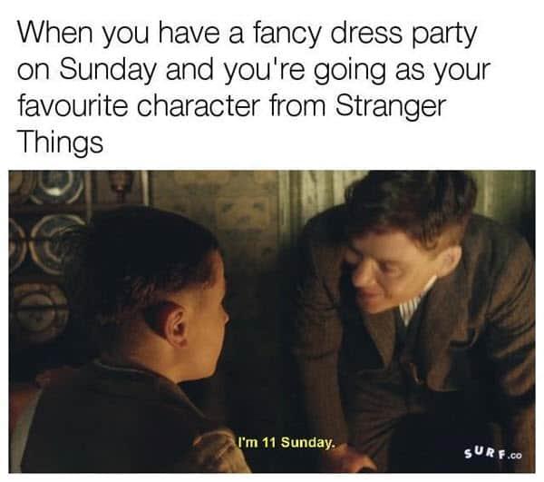peaky blinders fancy dress party memes