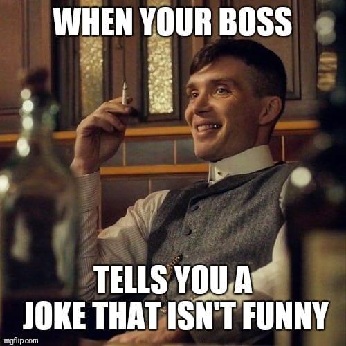 peaky blinders joke memes