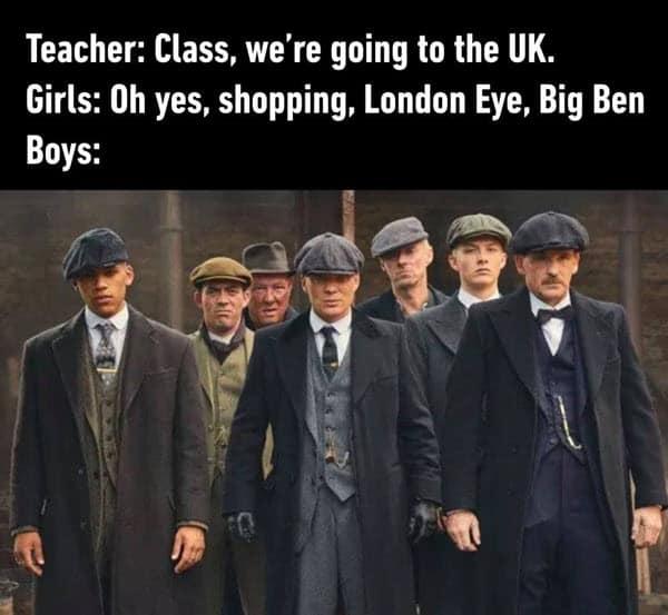 peaky blinders uk memes