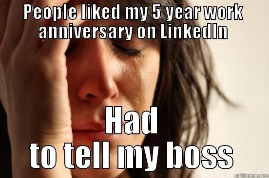 Happy work anniversary per blank template imgflip