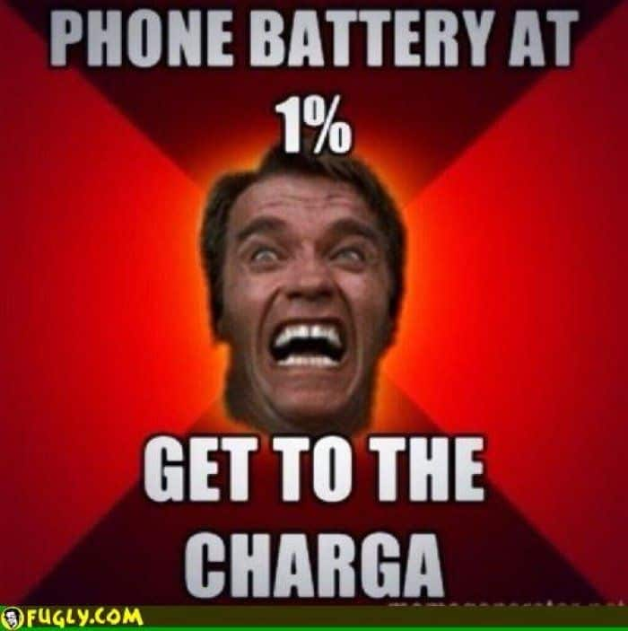 Image of: Lady Phone Battery At 1 Get To The Charga Sayingimagescom 20 Best Memes To Tickle Your Funny Bone Sayingimagescom