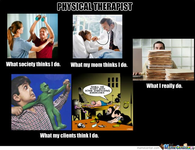 18 Physical Therapy Memes To Uplift Your Mood Sayingimagescom