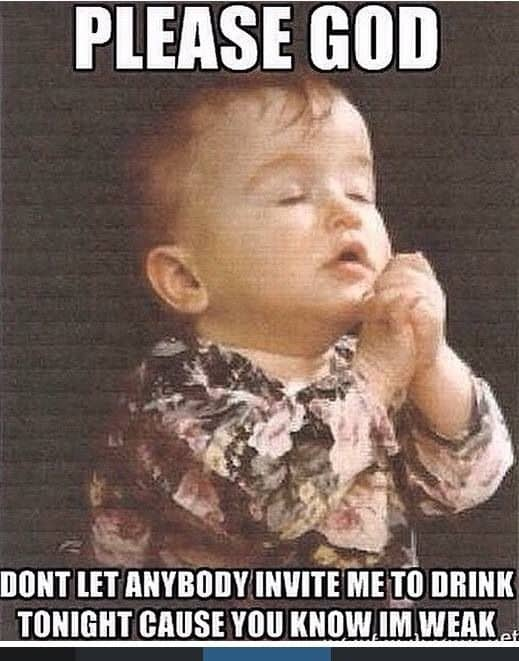 Funny Memes About Not Drinking : Funny drinking memes that will absolutely make you rofl