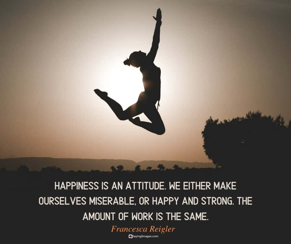 positive inspirational attitude quotes about life