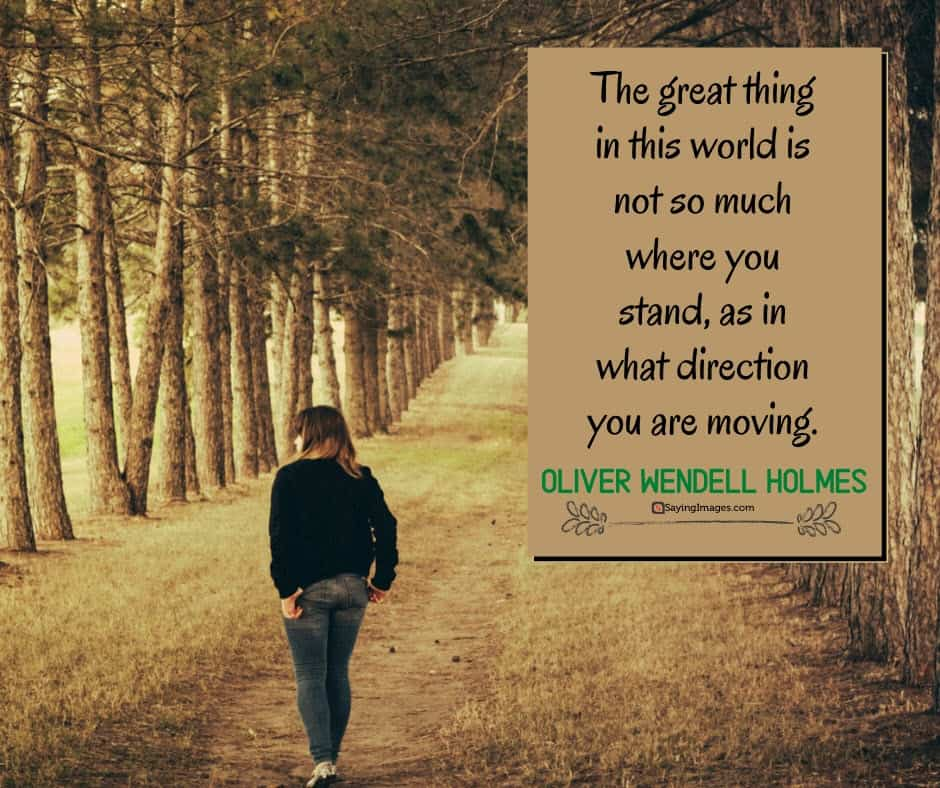 positive inspirational direction quotes about life