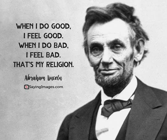 30 Famous Abraham Lincoln Quotes Amp Facts Sayingimages Com