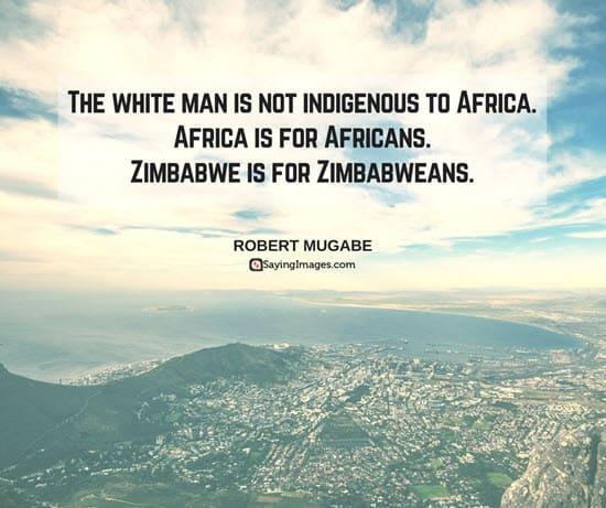 president mugabe quotes