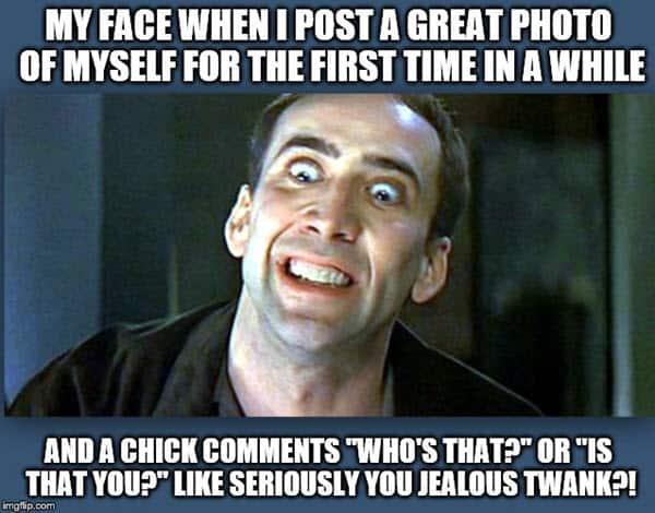 psycho my face meme