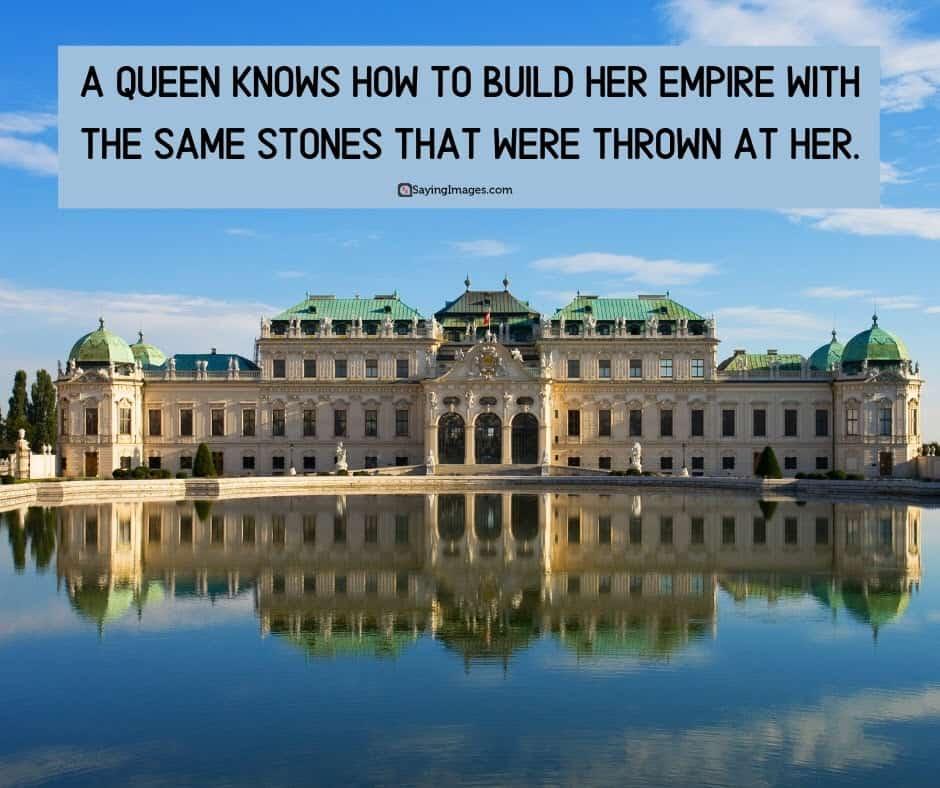 queen empire quotes