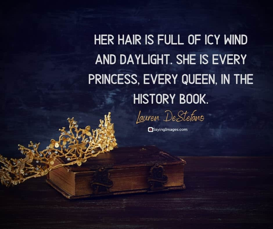 queen history quotes