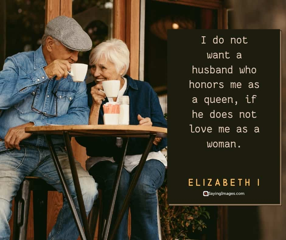 queen husband quotes