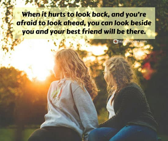 quote about friends
