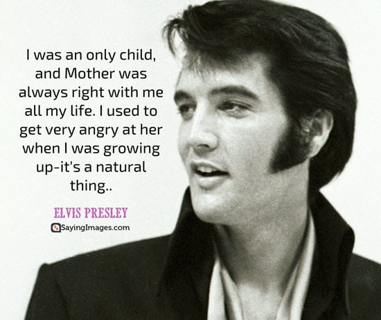 60 Elvis Presley Quotes You'll Find Inspiring SayingImages Interesting Elvis Presley Quotes