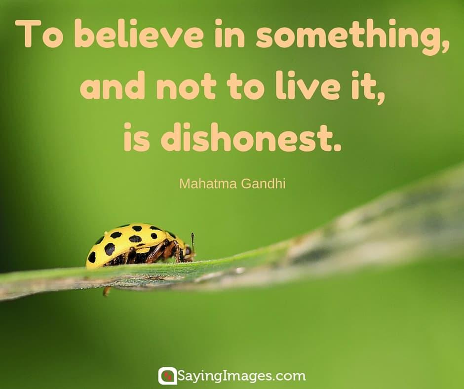 quote on honesty