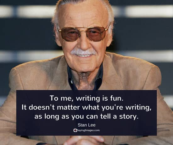 quote stan lee