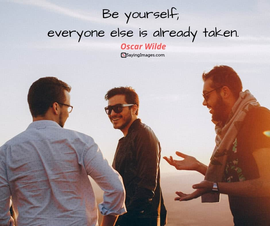 quotes about life be yourself