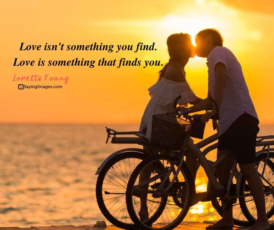 quotes about life find love