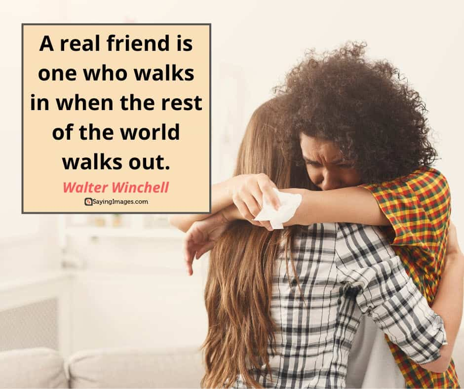 quotes about life friend
