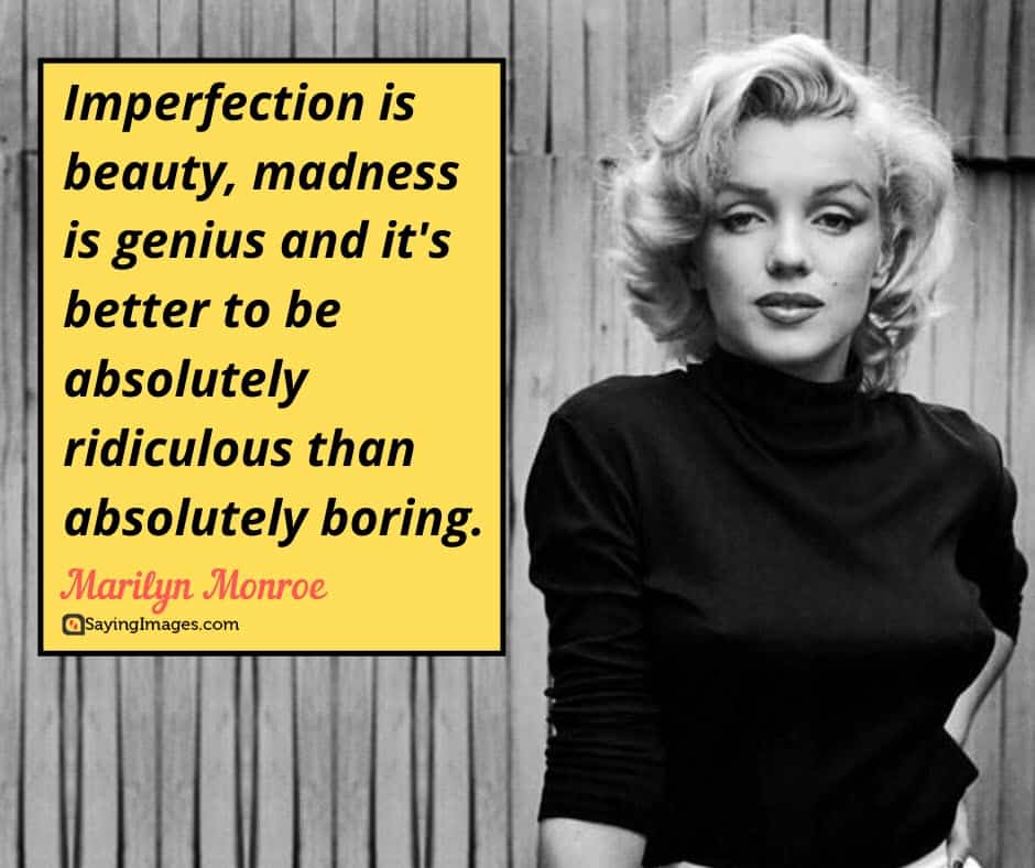 quotes about life imperfection