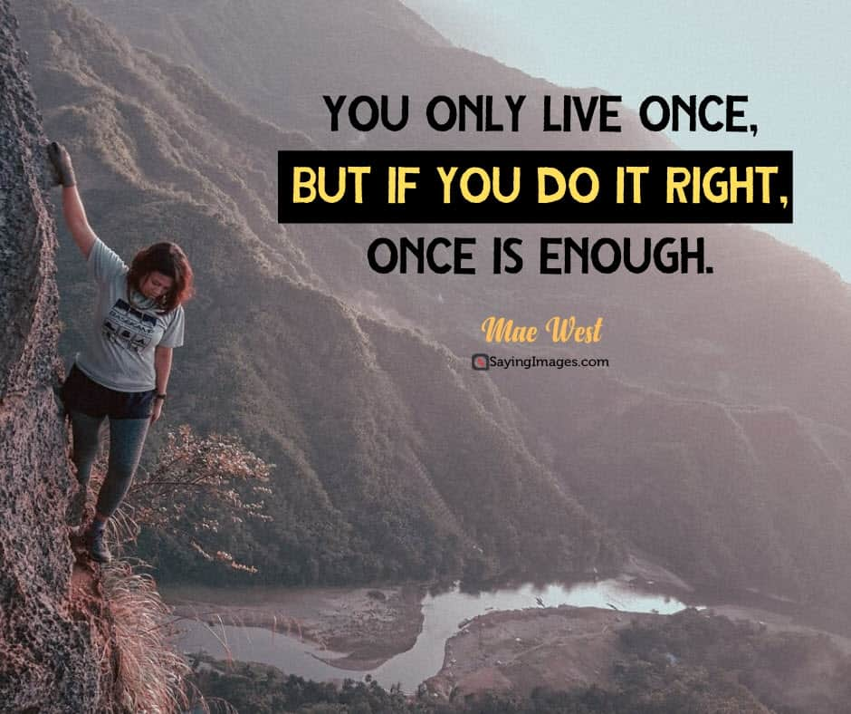 quotes about life live