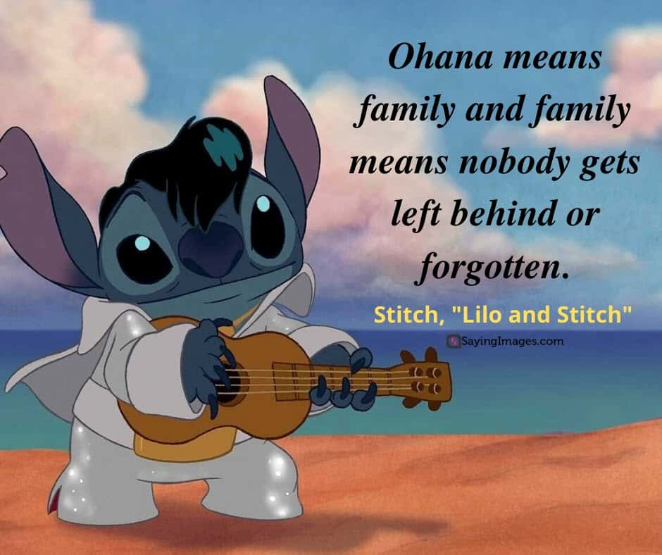quotes about ohana family