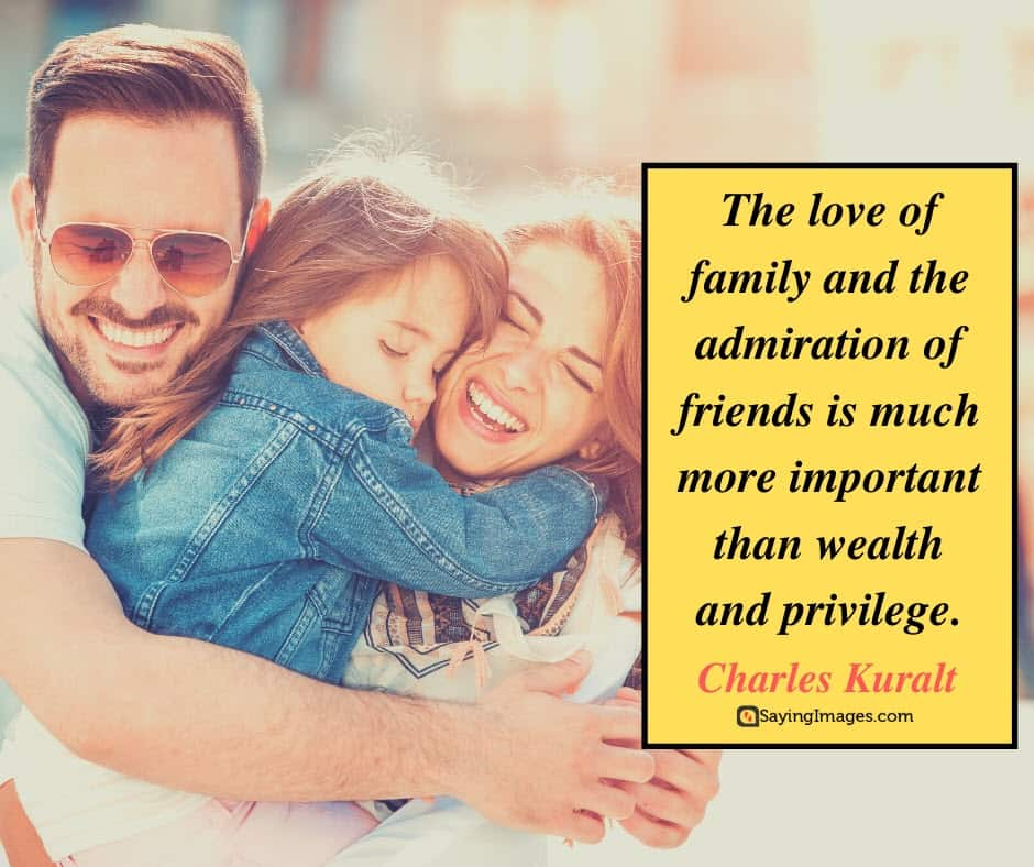 quotes about wealth family